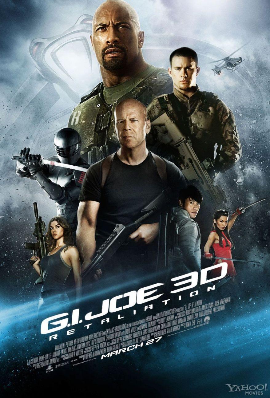 gi joe 2 new poster