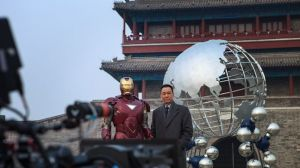 iron man 3 wang xueqi