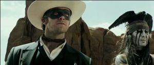 The Lone Ranger full trailer