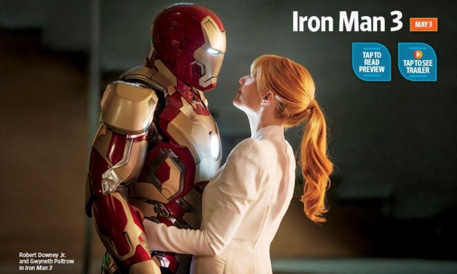iron man 3 ew preview
