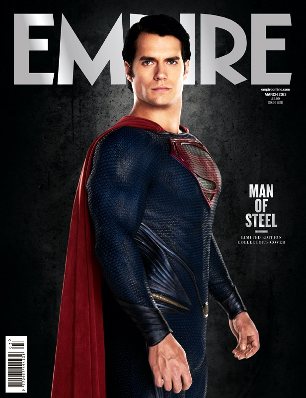 man of steel empire cover