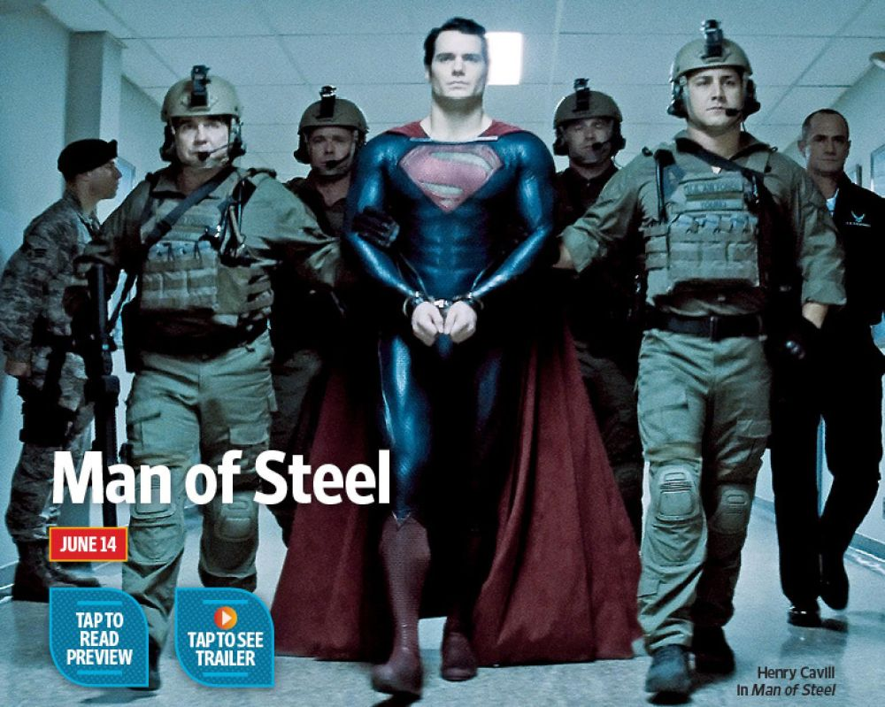 man of steel ew preview