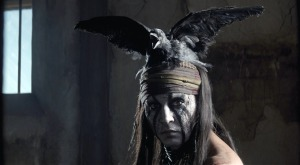 the lone ranger depp crow