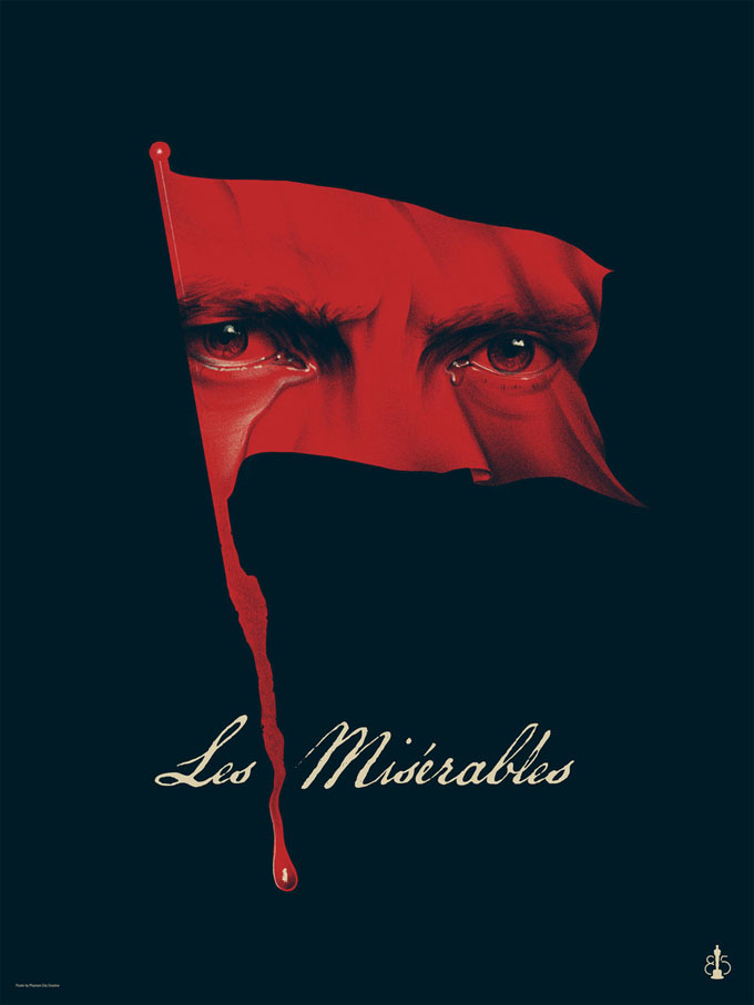 2013 oscars posters les miserables