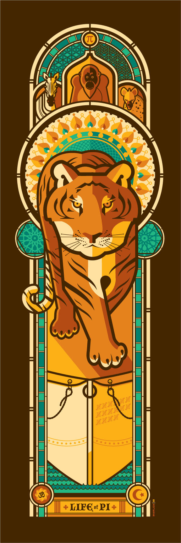 2013 oscars posters life of pi
