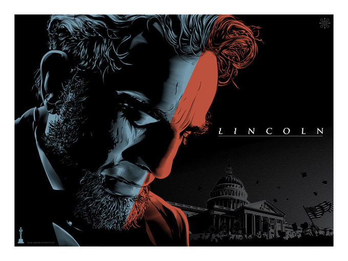 2013 oscars posters lincoln