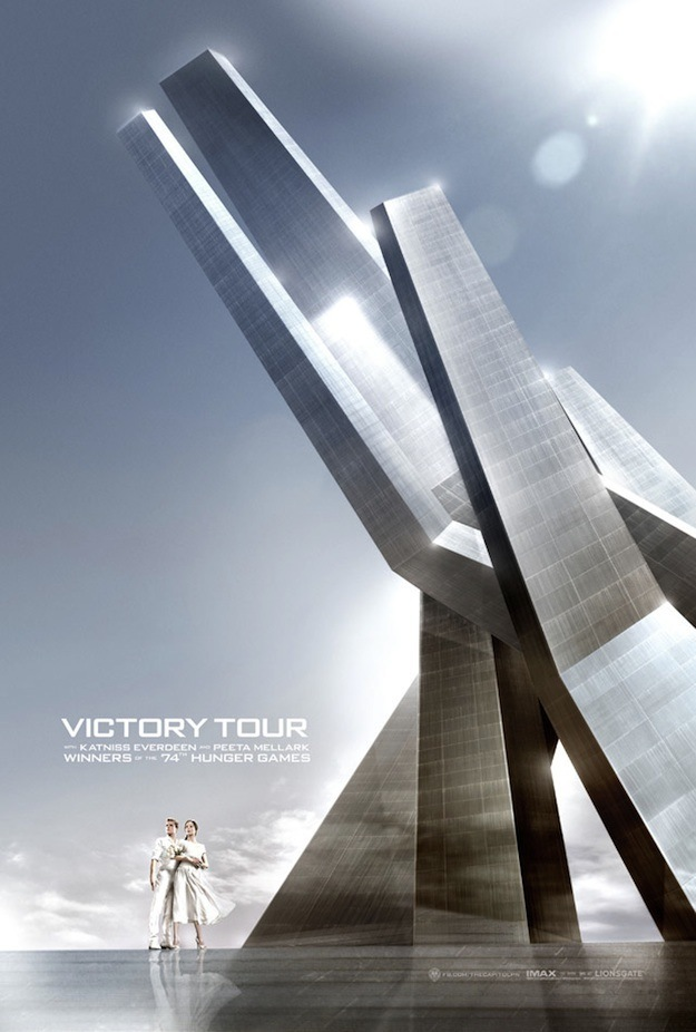 catching fire victory tour poster 2