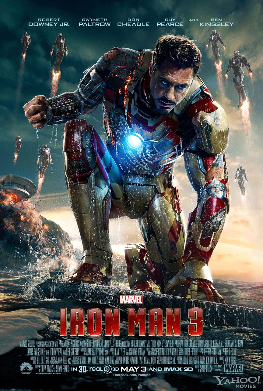 iron man 3 final poster