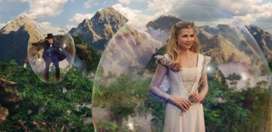 Oz the Great and Powerful find your way trailer
