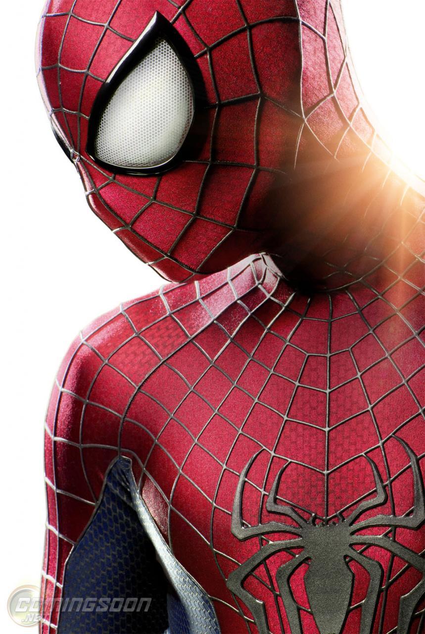 The Amazing Spider-Man 2 costume
