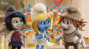 The Smurfs 2 firstlook