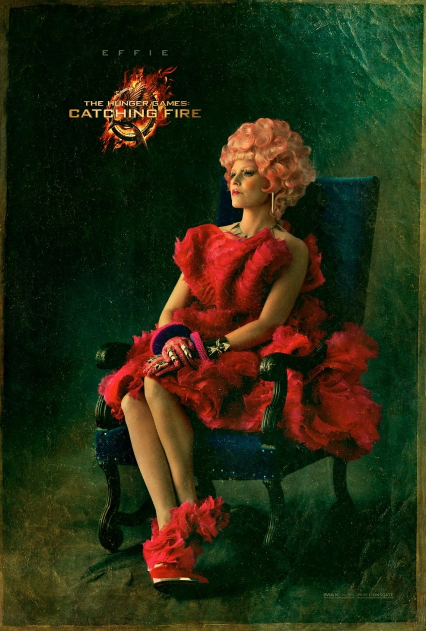 catching fire Effie Portrait
