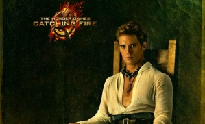 catching fire posters