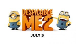 Despicable Me 2 trailer