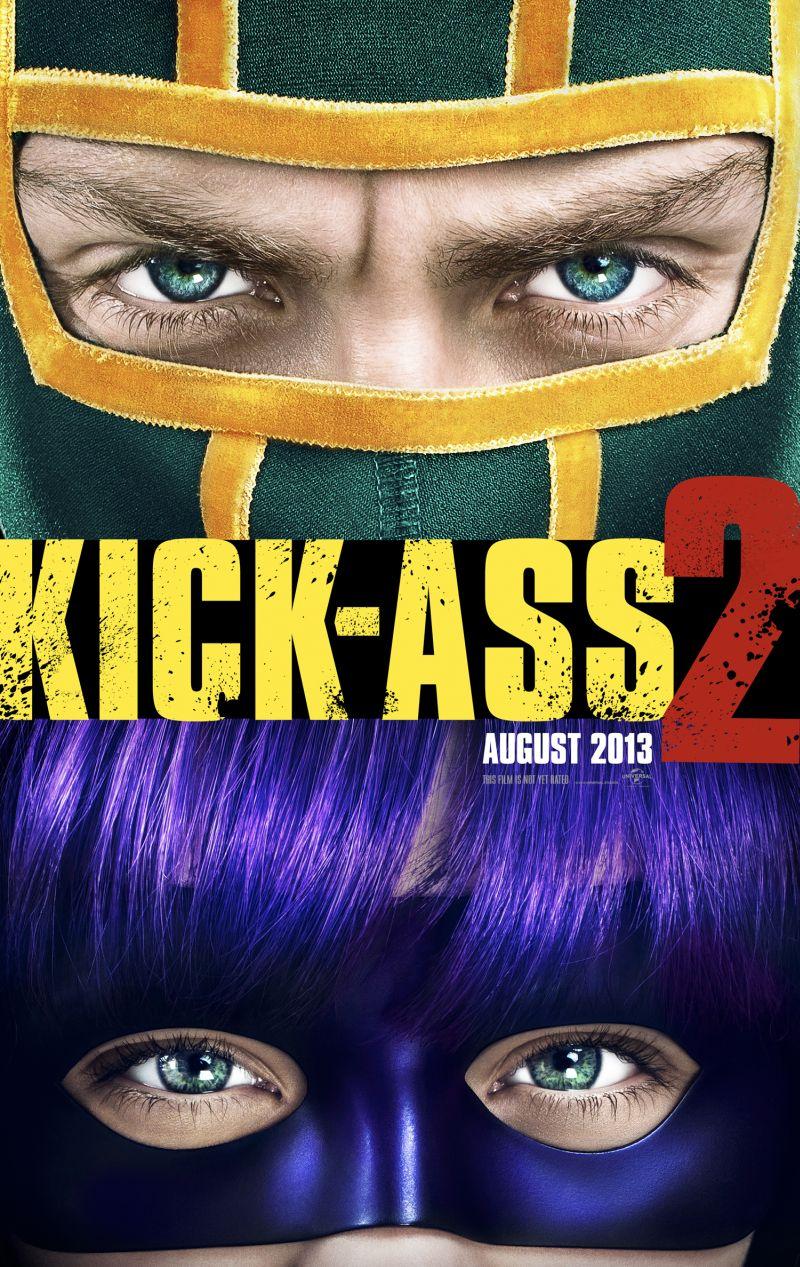 kick ass 2 teaser poster big