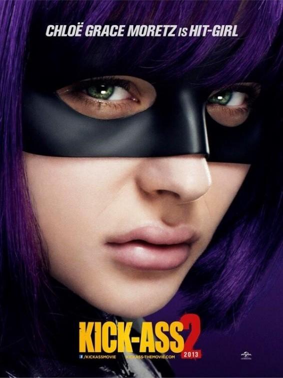 kickass2 hitgirl poster