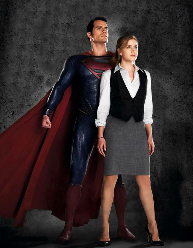 man of steel promo image