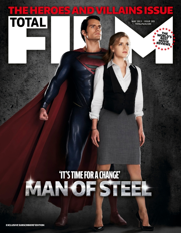 man of steel totalfilm cover