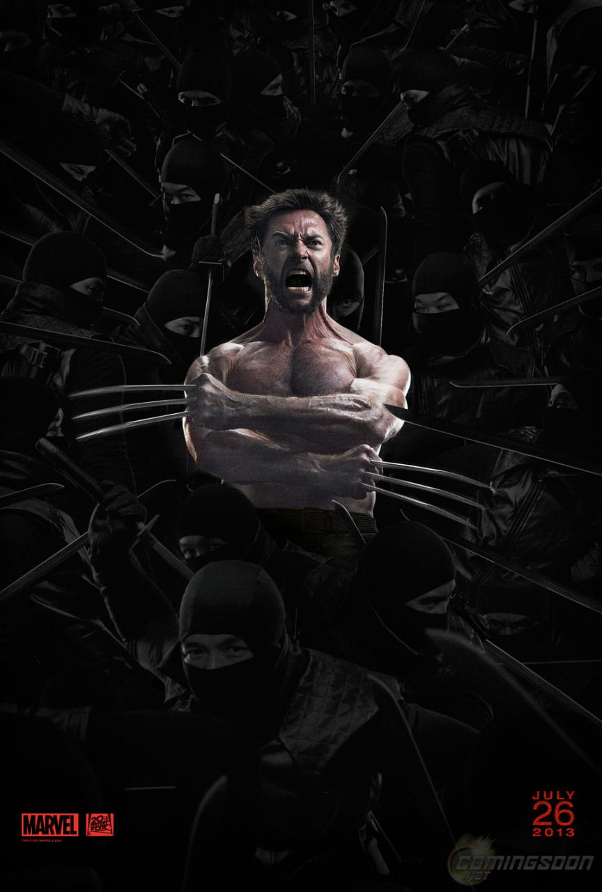 The Wolverine new poster