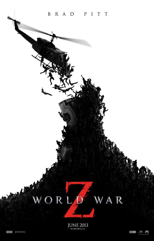 World War Z poster 01