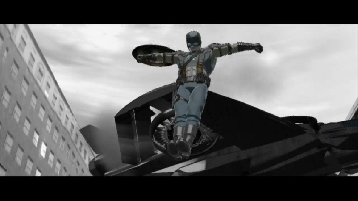 โฉมแรกของวินเทอร์ โซลด์เยอร์ และ ฟัลคอน ในภาพงานออกแบบจาก Captain America ภาคต่อ