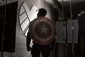 captain america 2 first look