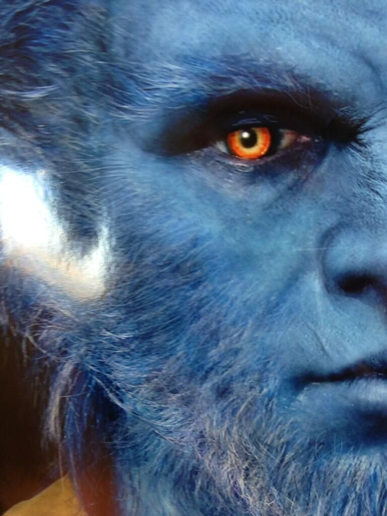 first look of beast in days of future past
