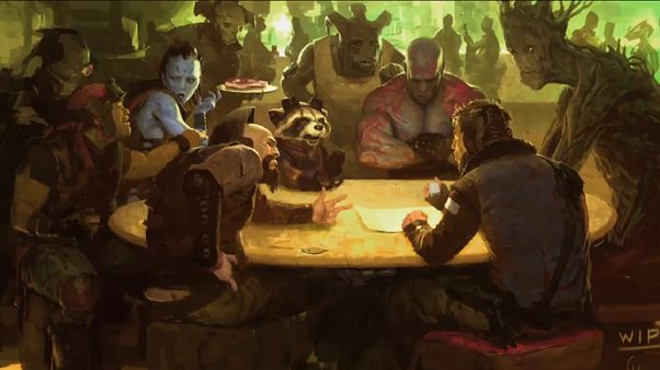 guardians of galaxy artwork 04