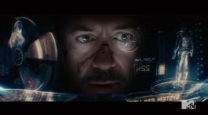 iron man 3 mtv clip