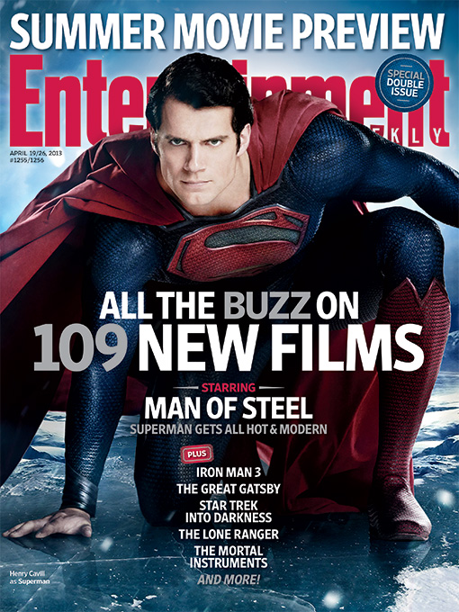 man of steel ew cover