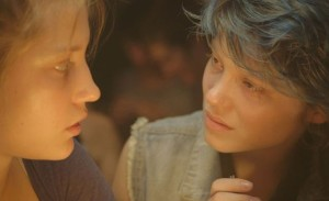 blue is the warmest colour cannes