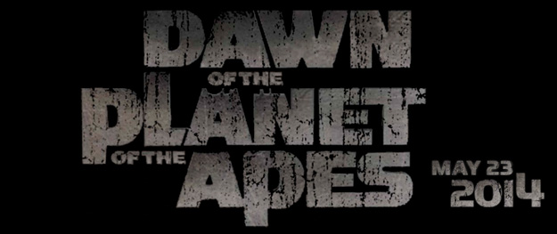 dawn of the planet of the apes logo