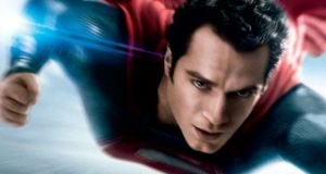 manofsteel final poster header