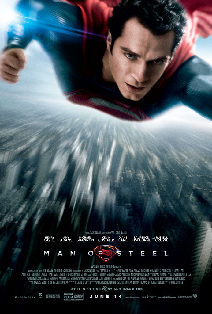 manofsteel final poster