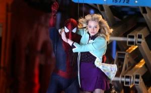 amazing spider-man 2 gwen fate set