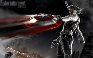 Captain America The Winter Soldier ew