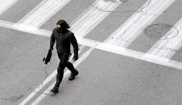 winter soldier first look