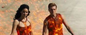 catching fire full trailer