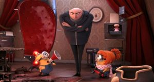 despicable me 2 reader review