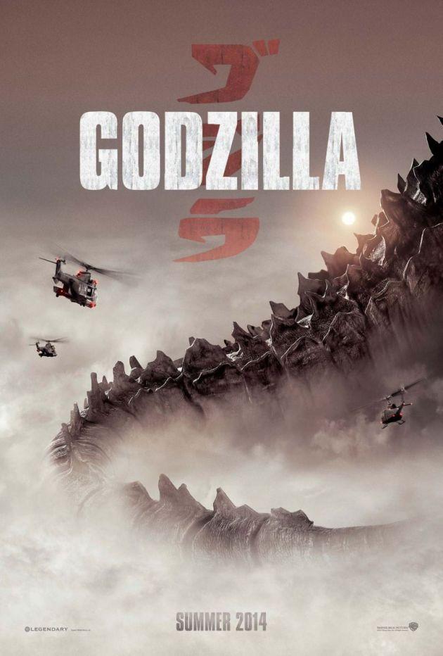 godzilla comiccon poster 2