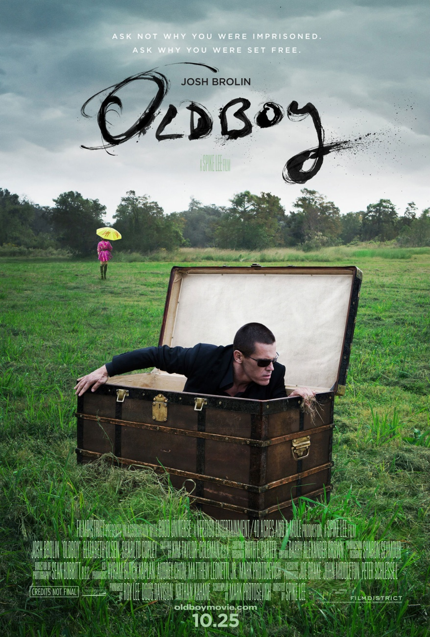 old boy teaser poster