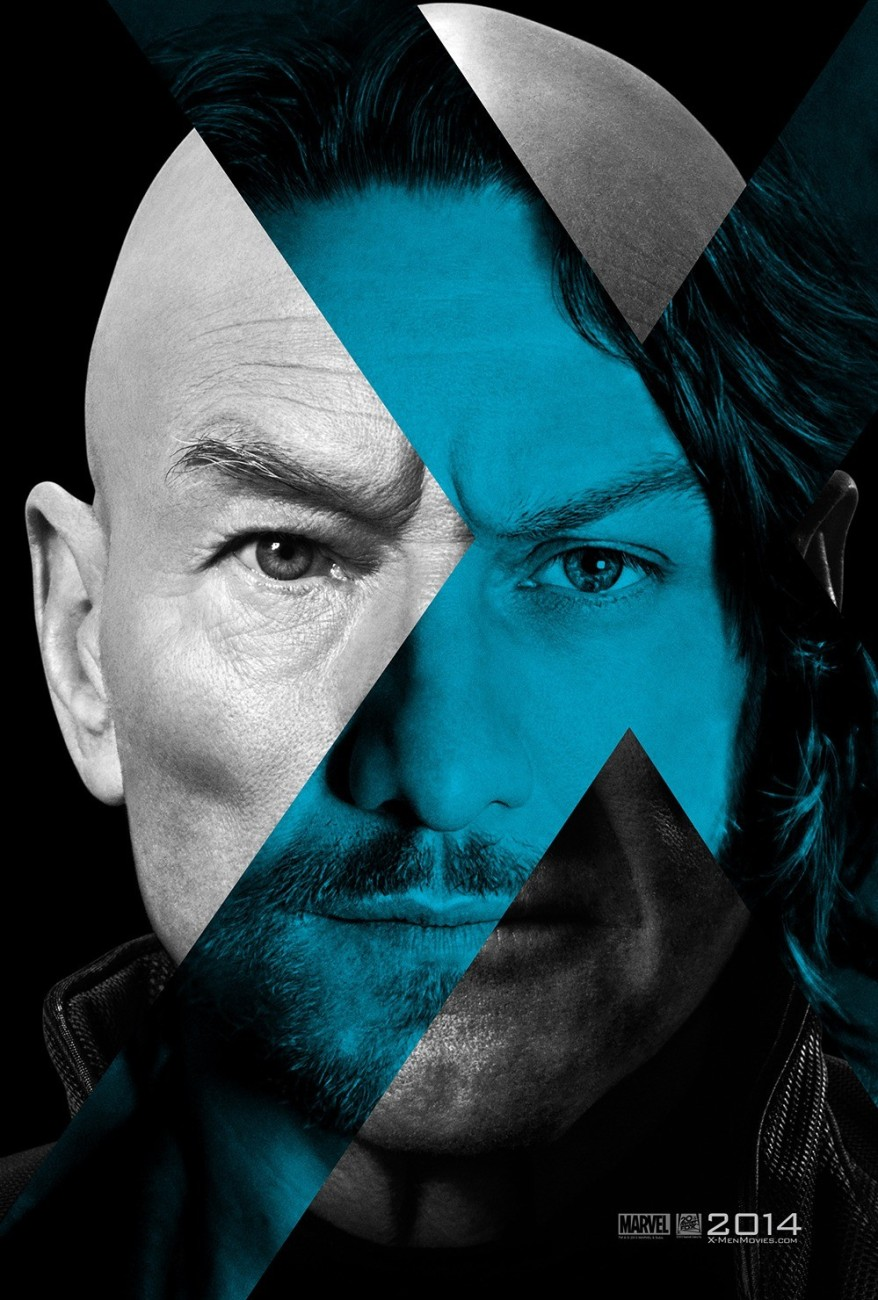 x-men days of future past poster big 01