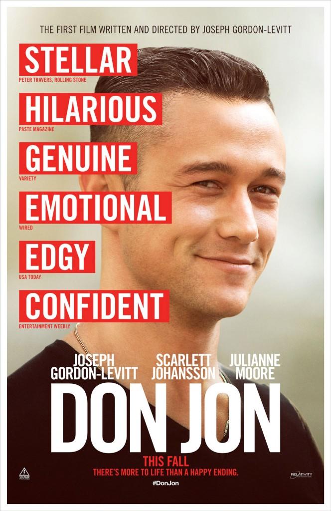 Don Jon Poster 01