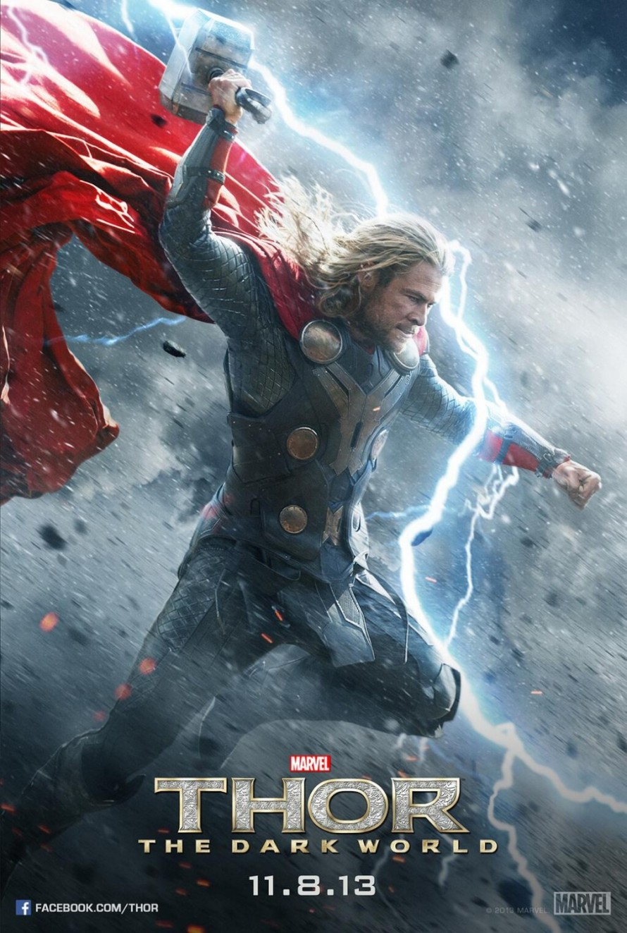 thor the dark world poster 03