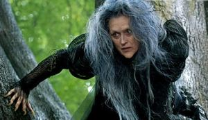 Meryl Streep into the woods firstlook