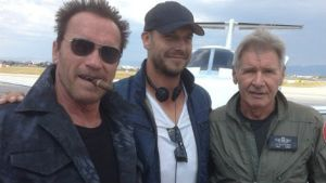 the expendables 3 arnold ford