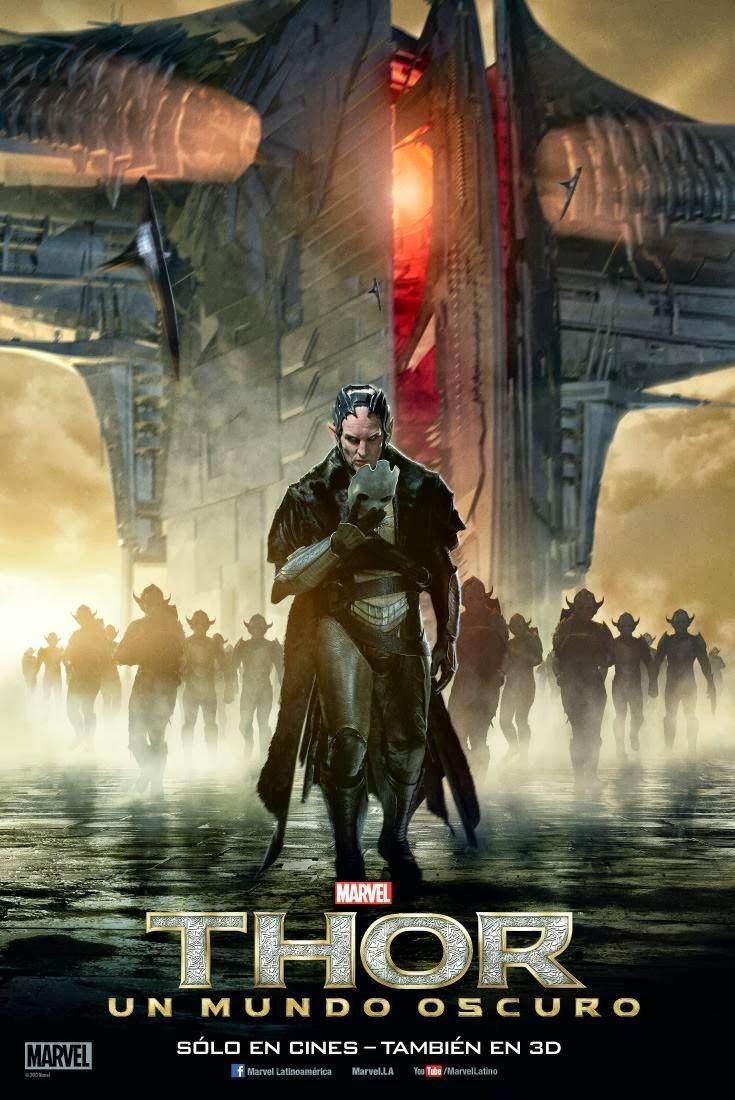 thor the dark world new poster 01