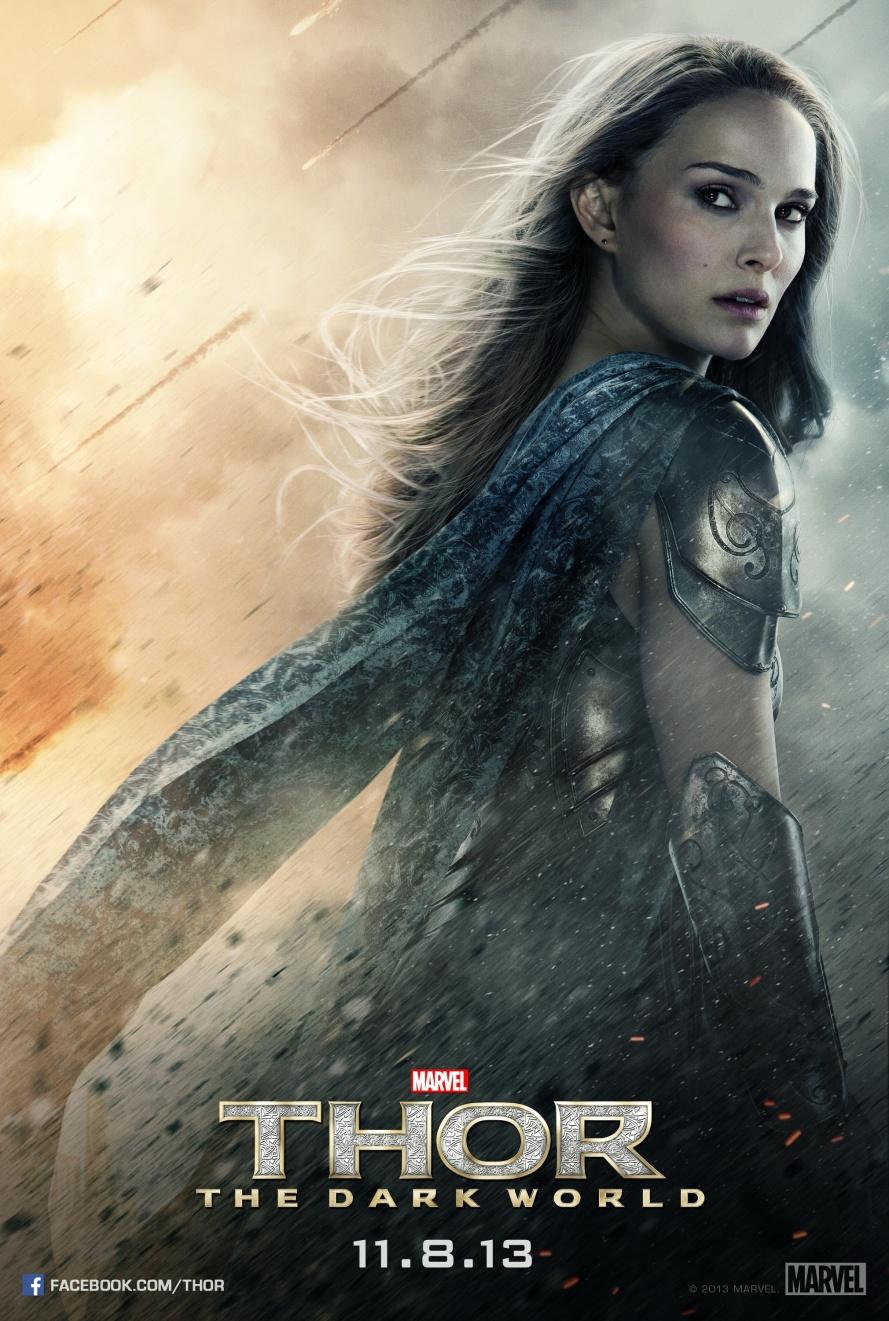 thor the dark world new poster 04
