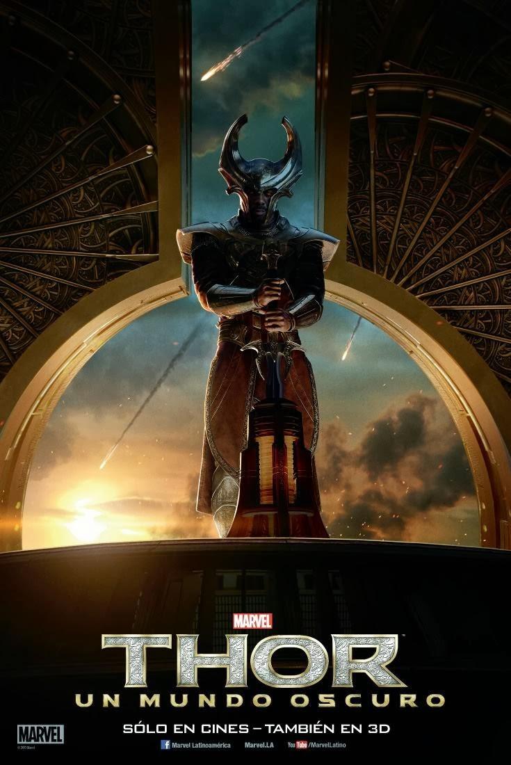thor the dark world new poster 05