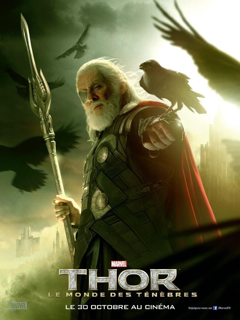 thor the dark world new poster 06